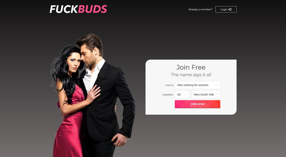 Fuckbuds - Welcome to the easiest way to Find Friends With Benefits