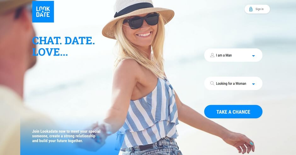 Lookadate - Meet your special someone, create a strong relationship